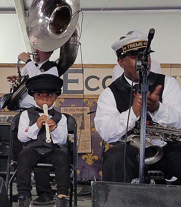 Treme - From the New Orleans Jazz & Heritage Festival