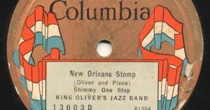 New Orleans Stomp 300x158 - New Orleans: The Land of a Thousand (Jazz) Dances