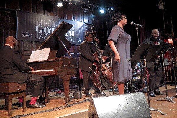 Queen Esther's Vaudeville Blues, Christopher McBride (reeds)