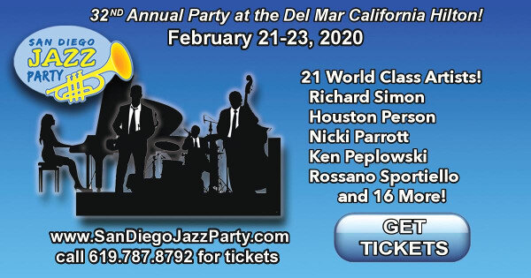 San Diego Jazz Party