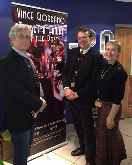 Vince Giordano Documentary Scores at Manchester Film Fest