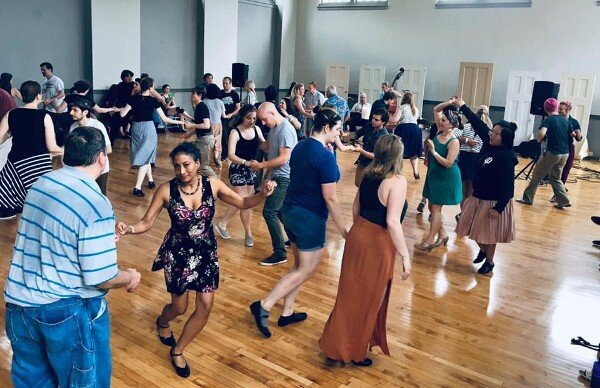 river - River City Mess Around Celebrates St. Louis Jazz and Dance Styles