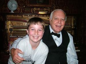 Adam Swanson and Johnny Maddox 2004