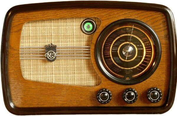 Antique Radio - A History of the Music Business and Where it's Headed Now