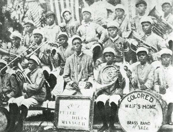 Colored Waifs Home Brass Band