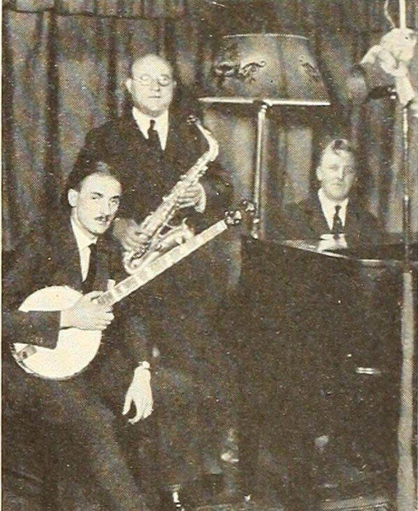 Justin Ring trio (1922)