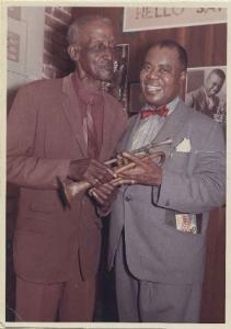Peter Davis Louis Armstrong 1965