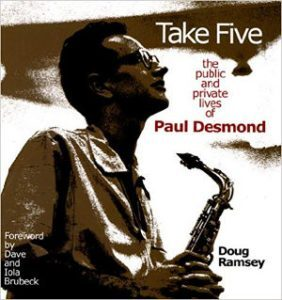 Take Five Paul Desmond 282x300 - Take Five: The Public and Private Lives of Paul Desmond