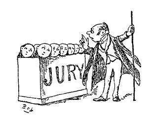 Trial by Jury WS GIlbert