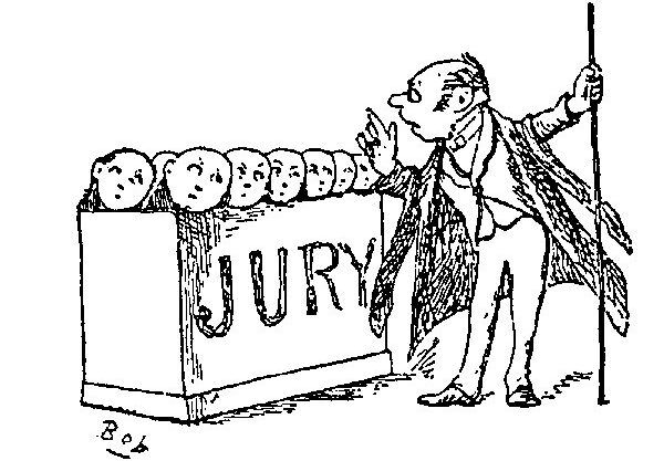 Trial by Jury WS GIlbert