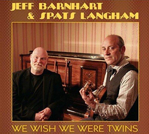 Barnhart wish we were twins