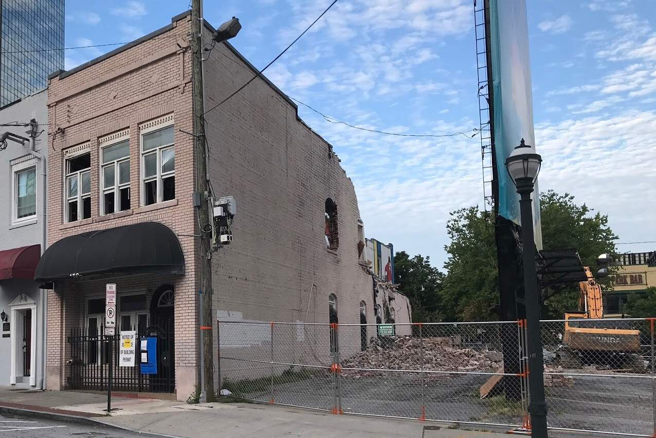 """152Nassau demo01 - Building Where First""""On Location"""" Recordings of Jazz and Country Were Made Faces Demo"""