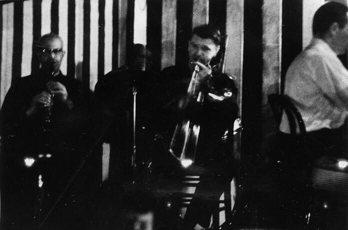Goudie and Erickson quartet