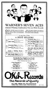"Atlanta Journal 1923 08 03 Okeh Records advertisement e1566236614838 - Building Where First""On Location"" Recordings of Jazz and Country Were Made Faces Demo"