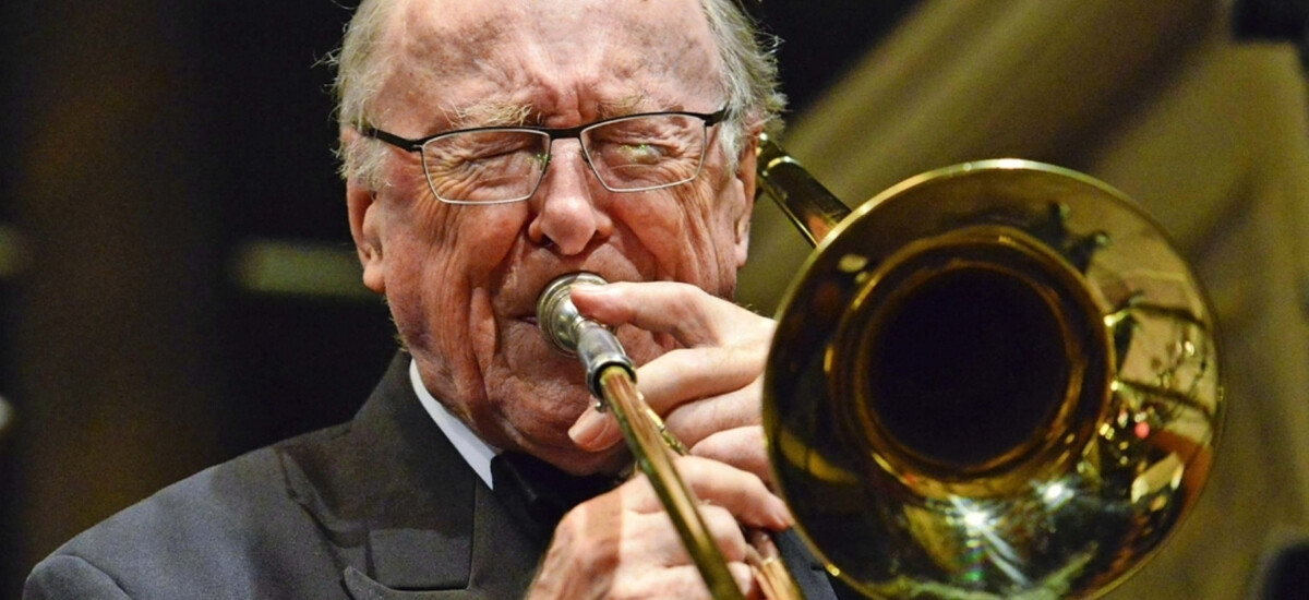 British Trad Jazz Pioneer Chris Barber has Died