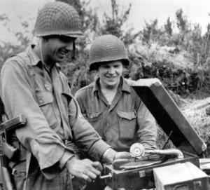 Soldiers and Swingsters, Brothers in Arms: Why was there no Anti-War Swing?