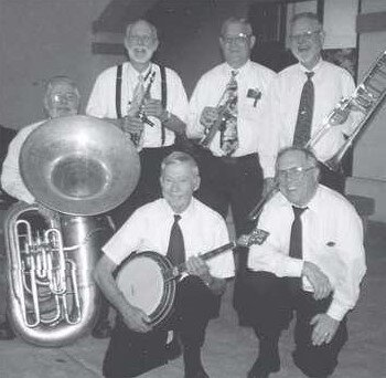 Jelly Roll Jazz Band Rag - Ted Shafer and the Jelly Roll Jazz Band Keep Rolling Along