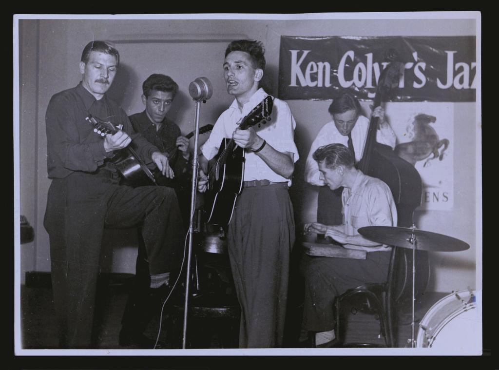 Ken Colyer Skiffle Band