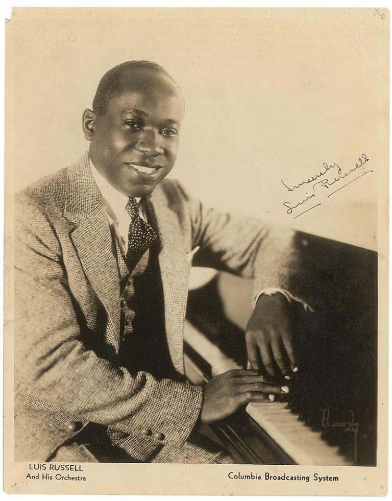 The Russell Family's Legacy of Jazz: Luis Russell, Carline Ray, & Catherine Russell