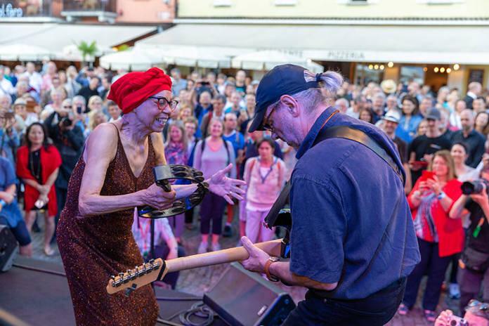 Othella Dallas - From The 2019 Ascona Jazz Festival
