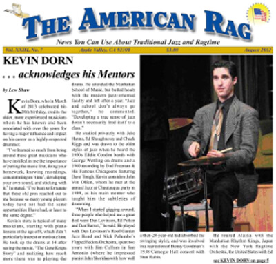 "Rag Archive 1 - Is the term""Dixieland Jazz"" Racist?"