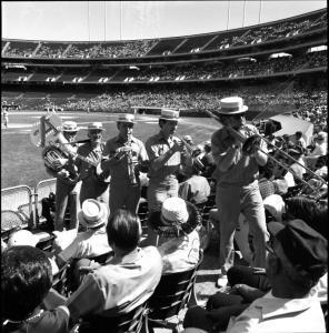 Meilke Quintet at Stadium
