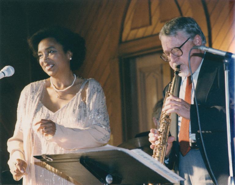 Lashley Hadlock Tiburon 1985