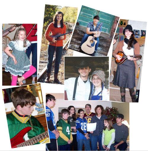 Bethany Joel Leanna Family Trent and Janaya clockwise 1 - My Musical Family