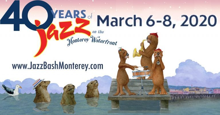 Jazz Bash By Bay Monterey