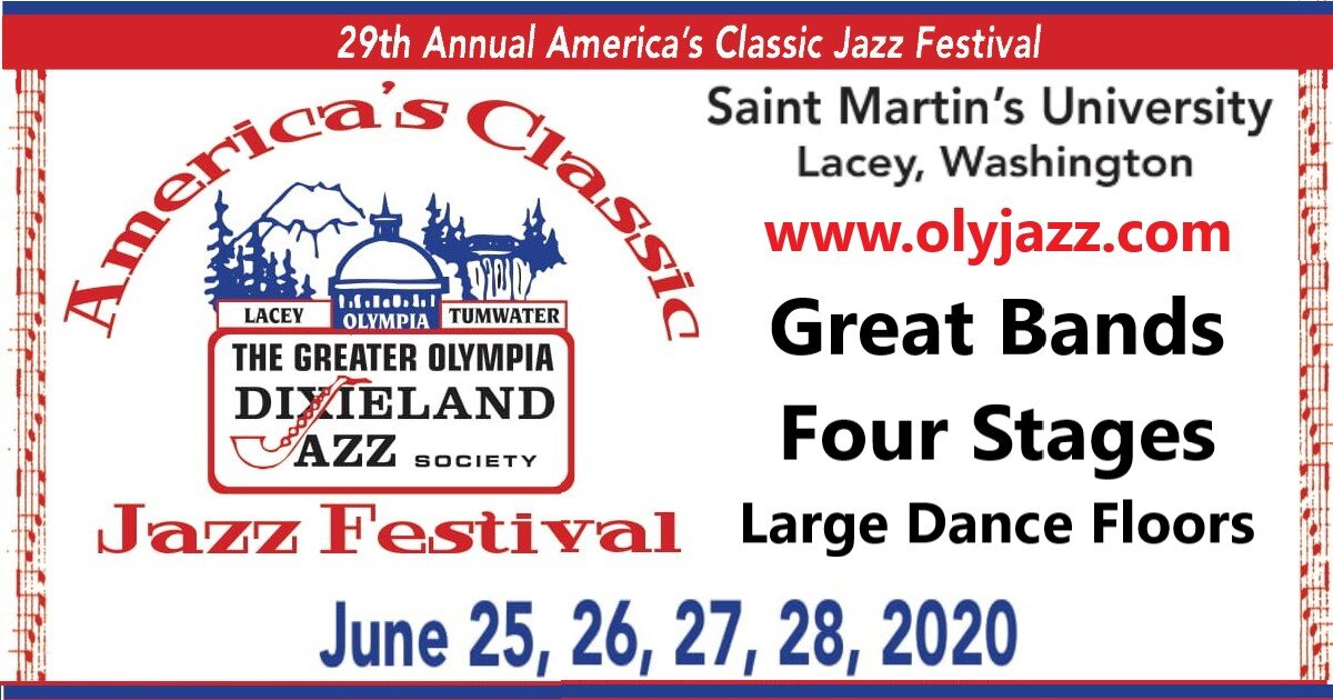 OlyLacey - The Festival Roundup July 2019