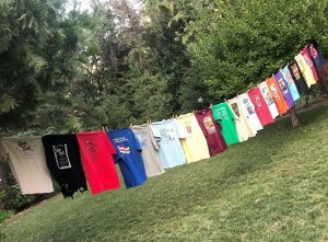 Sutter Creek Ragtime T Shirts