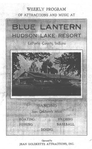 Hudson Lake Resort Bix
