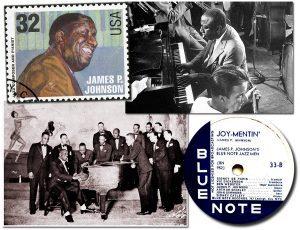 James P. Johnson composite