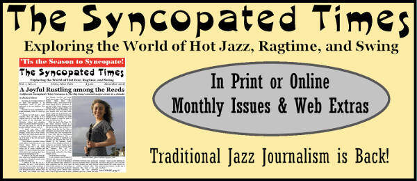 Jazz Jottings February 2016