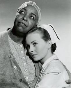 Ethel Waters and Jeanne Crain in Pinky (1949)