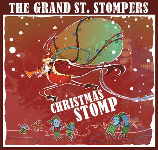Grand St Stompers Christmas Stomp