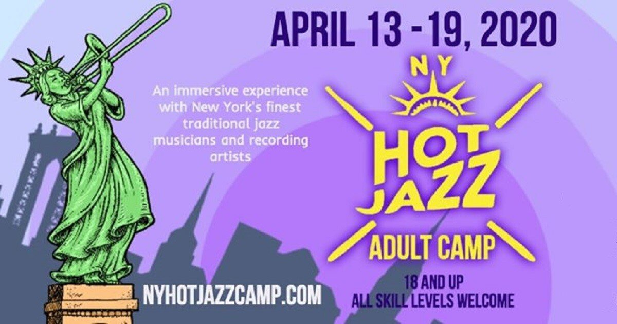 New York Hot Jazz Camp
