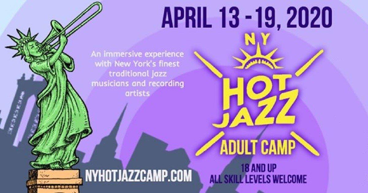 New York Hot Jazz Camp