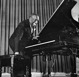 James P Johnson takes a Bow c 1949