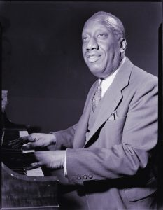 James P Johnson