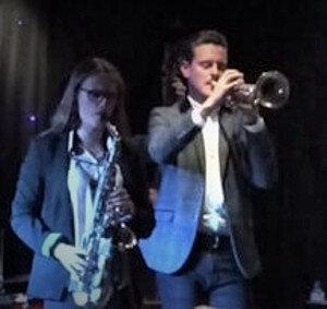 Jamie Brownfield, Alex Clarke,