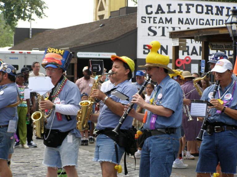 Ophir Prison Marching Band and Temperance Society LMTD