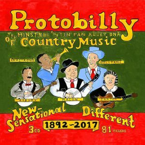 Protobilly Minstrel country music