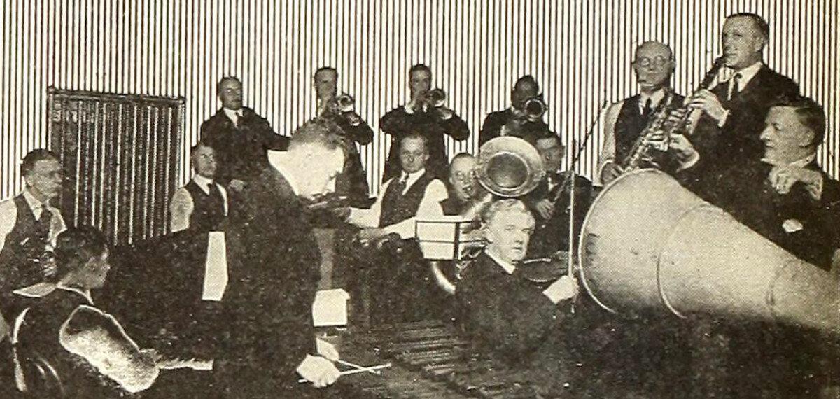 Rega orchestra 1922