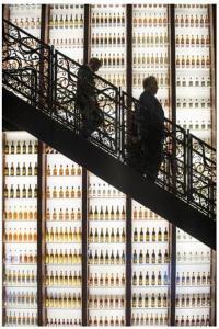 Stairs at the Sazerac House (Photo Chris Granger)