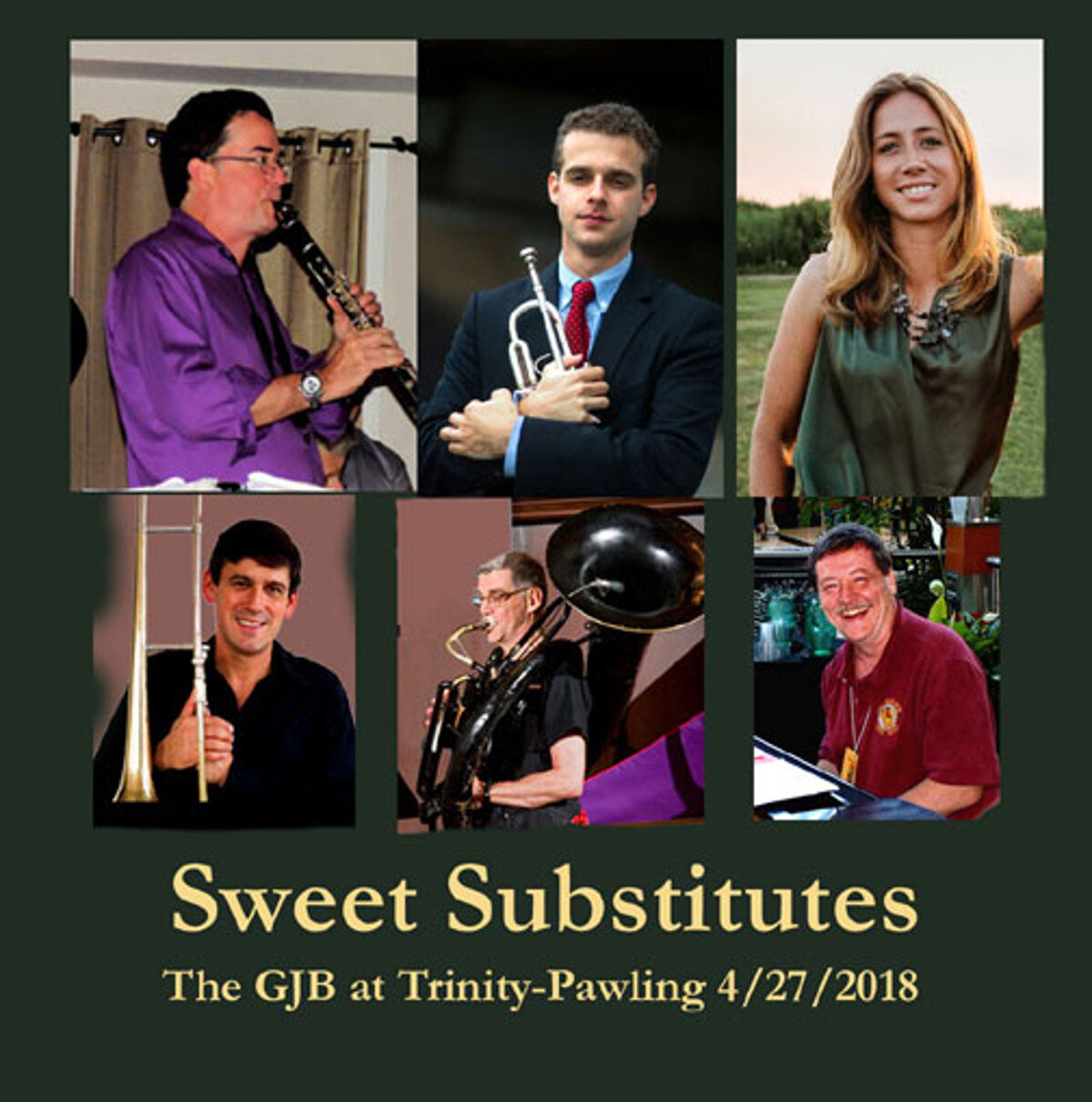 Galvanized Jazz Band Sweet Substitutes