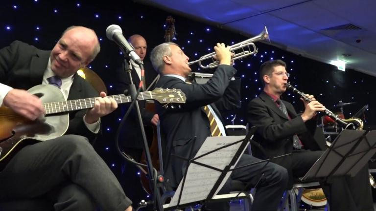 Whitley Bay Mike Durham Jazz Party