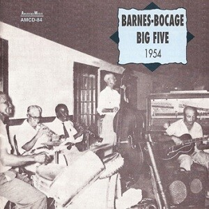 Barnes Bocage Big Five – 1954