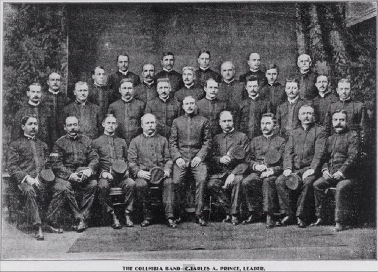 Columbia Band, c.1902-04
