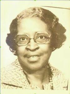 Dorothy Kitchen 1965